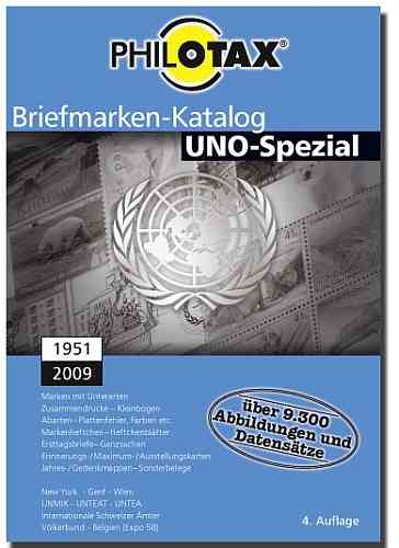 UNO Katalog 4. Auflage, Updateversion auf alle Vorversionen