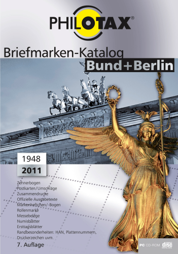 Bund + Berlin   Spezial-Katalog 7. Auflage Updateversion auf alle Vorversionen