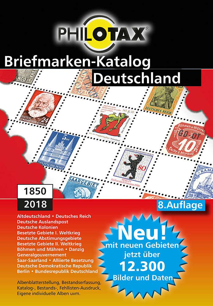 Deutschland Briefmarken Katalog